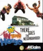 WWF in Your House box cover