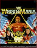 WWF Wrestlemania box cover