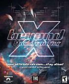 X: Beyond the Frontier box cover