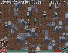 Zombiepox screenshot