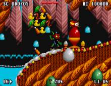 Zool 2 screenshot
