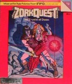 Zork Quest 2: The Crystal of Doom box cover