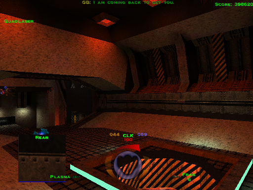 Descent 3 screenshot