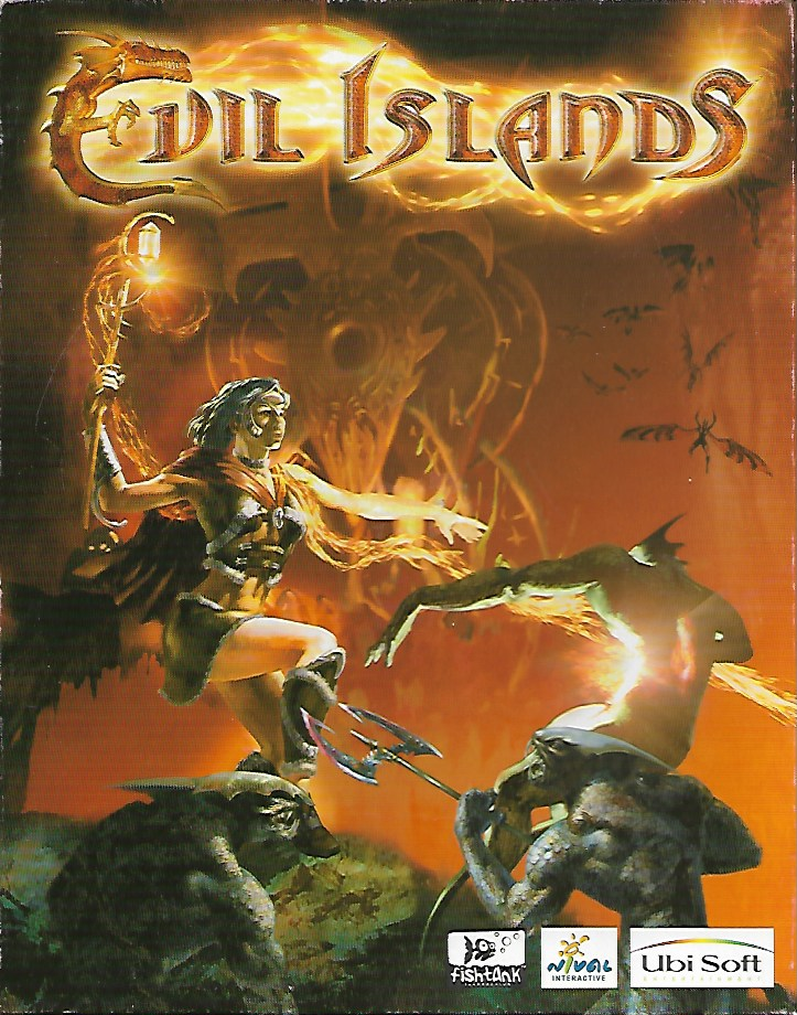 Evil Islands: Curse of the Lost Soul box cover
