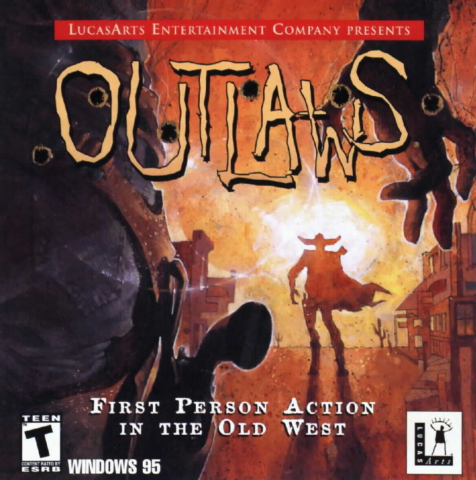 Outlaws box cover