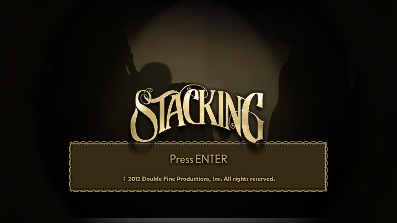 Stacking box cover