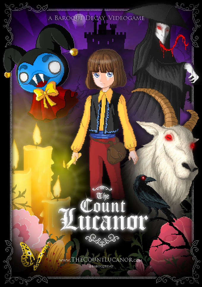 Count Lucanor, The box cover