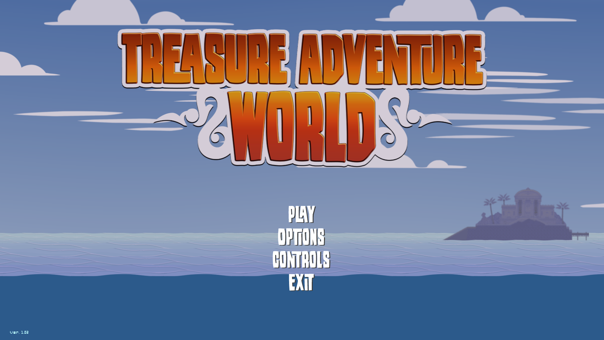 Treasure Adventure World box cover