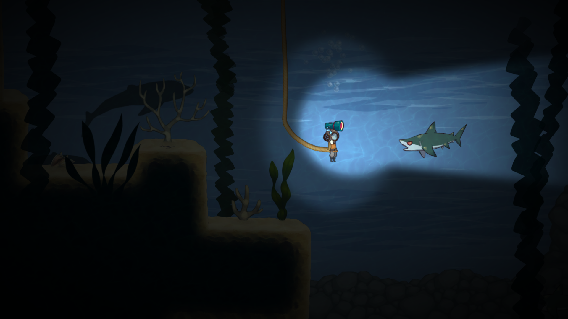 Treasure Adventure World screenshot
